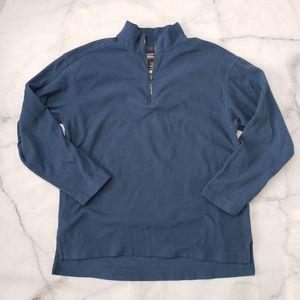 Patagonia fleece quarter zip pullover sweater